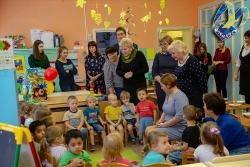 Депутаты в детском саду № 109